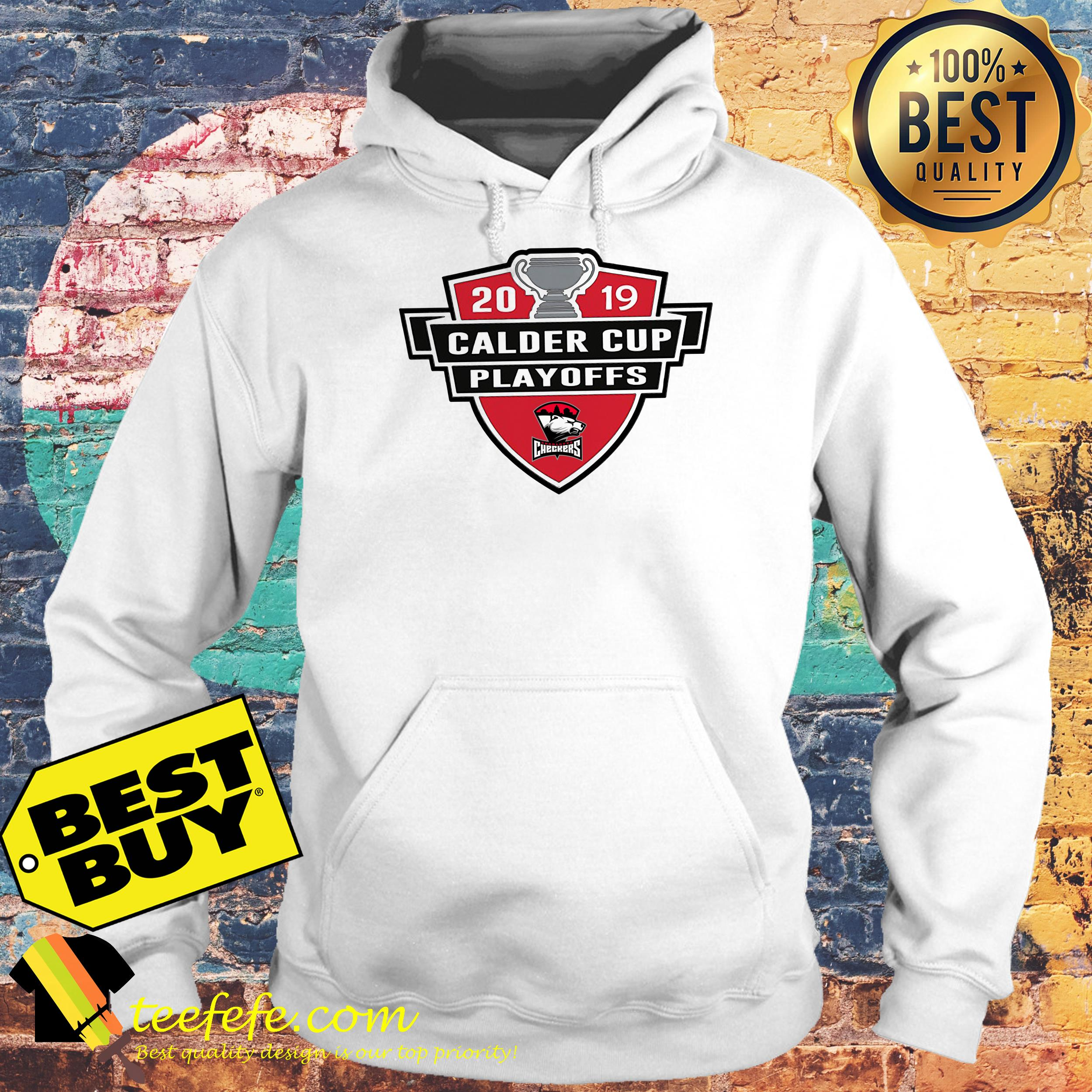 Charlotte Checkers 2019 Calder Cup Playoffs Youth hoodie