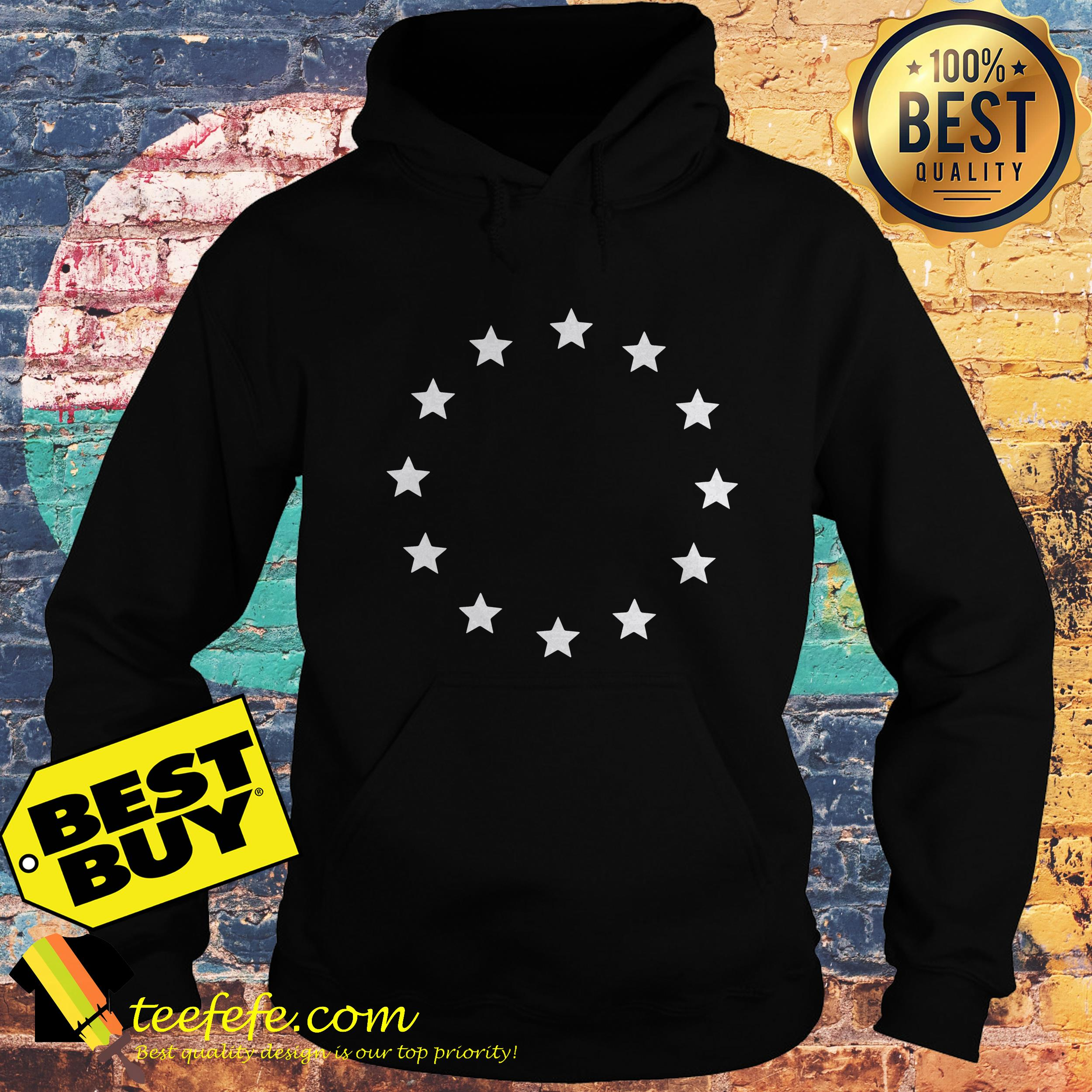 13 Colonies Star Betsy Ross Flag USA American hoodie