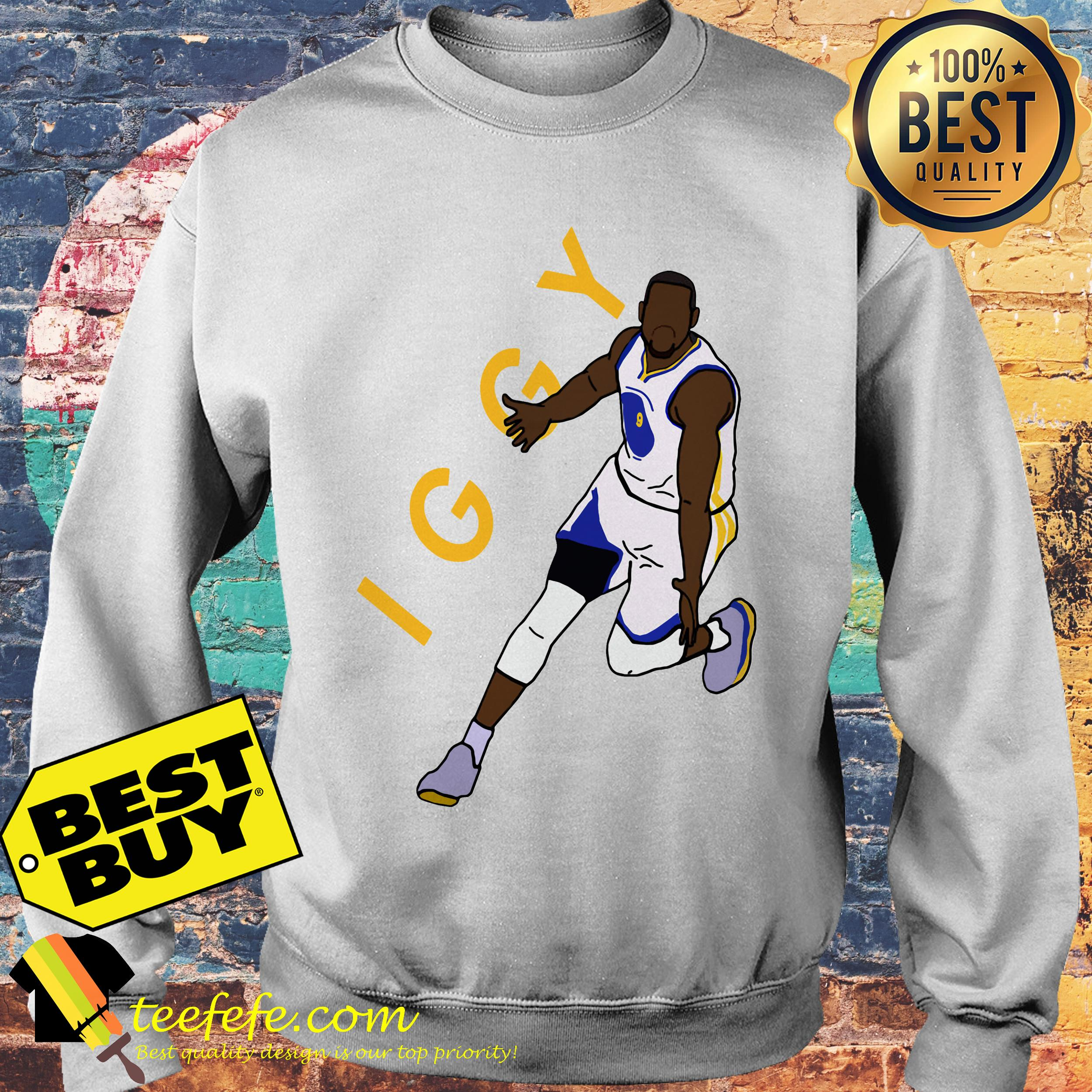 reputable site 42ffb 9c8e8 Andre Iguodala 'IGGY' – NBA golden state warriors kids shirt