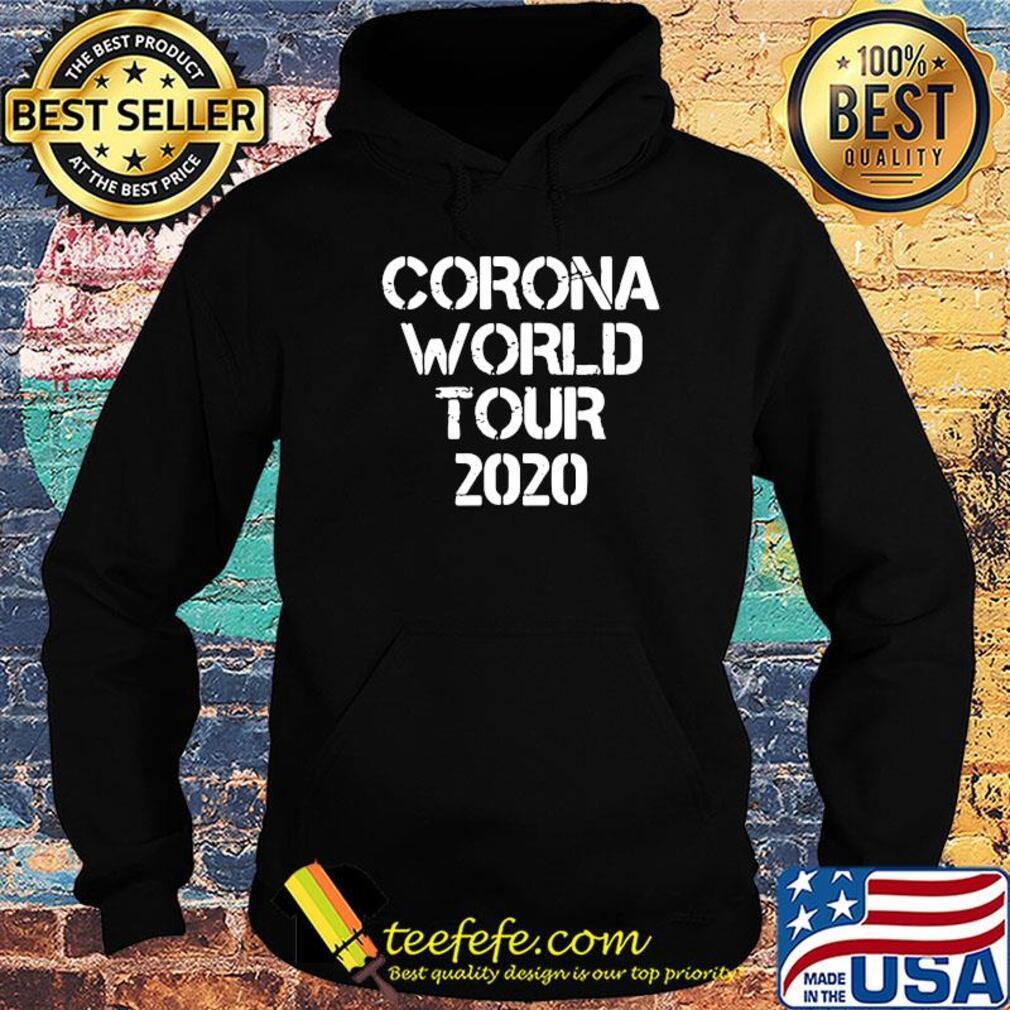 Corona World Tour 2020 shirt