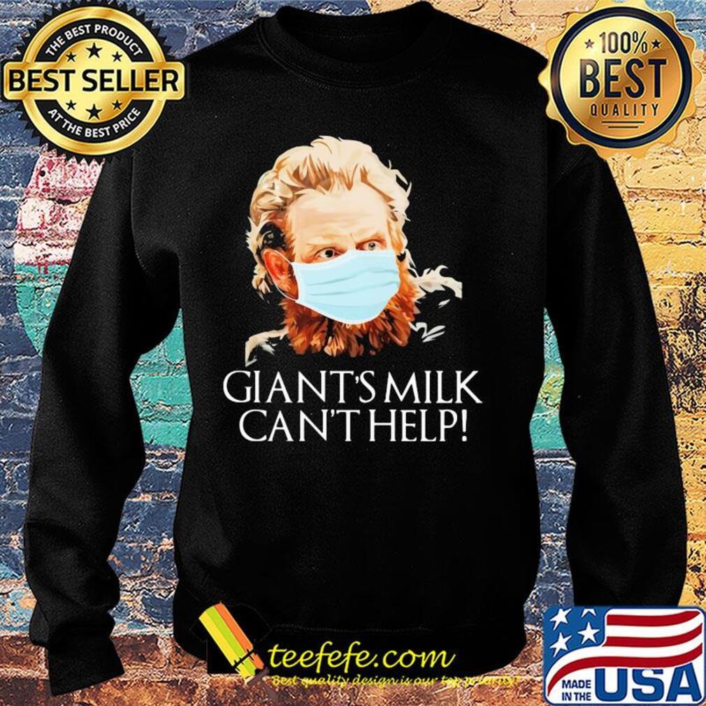 Giant's milk can't help Covid-19 Coronavirus s Sweater