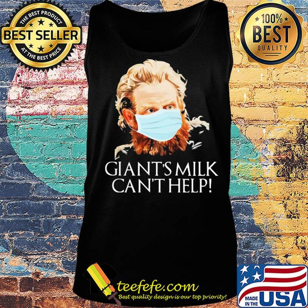 Giant's milk can't help Covid-19 Coronavirus s Tank top
