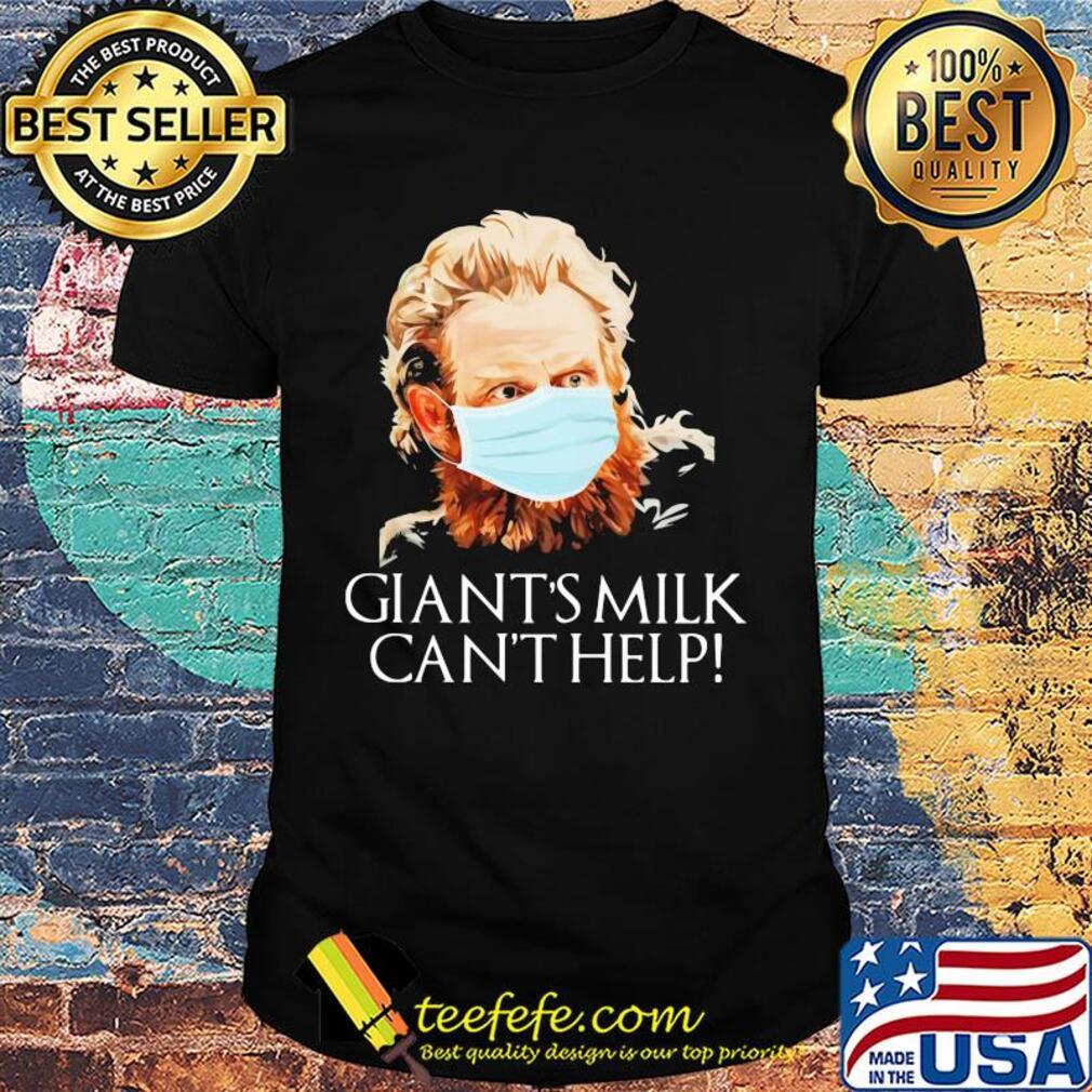Giant's milk can't help Covid-19 Coronavirus shirt