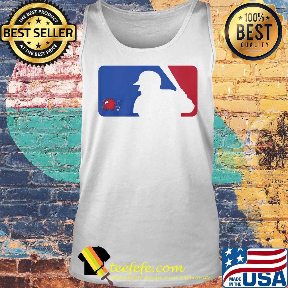 Major League Baseball Coronavirus s Tank top