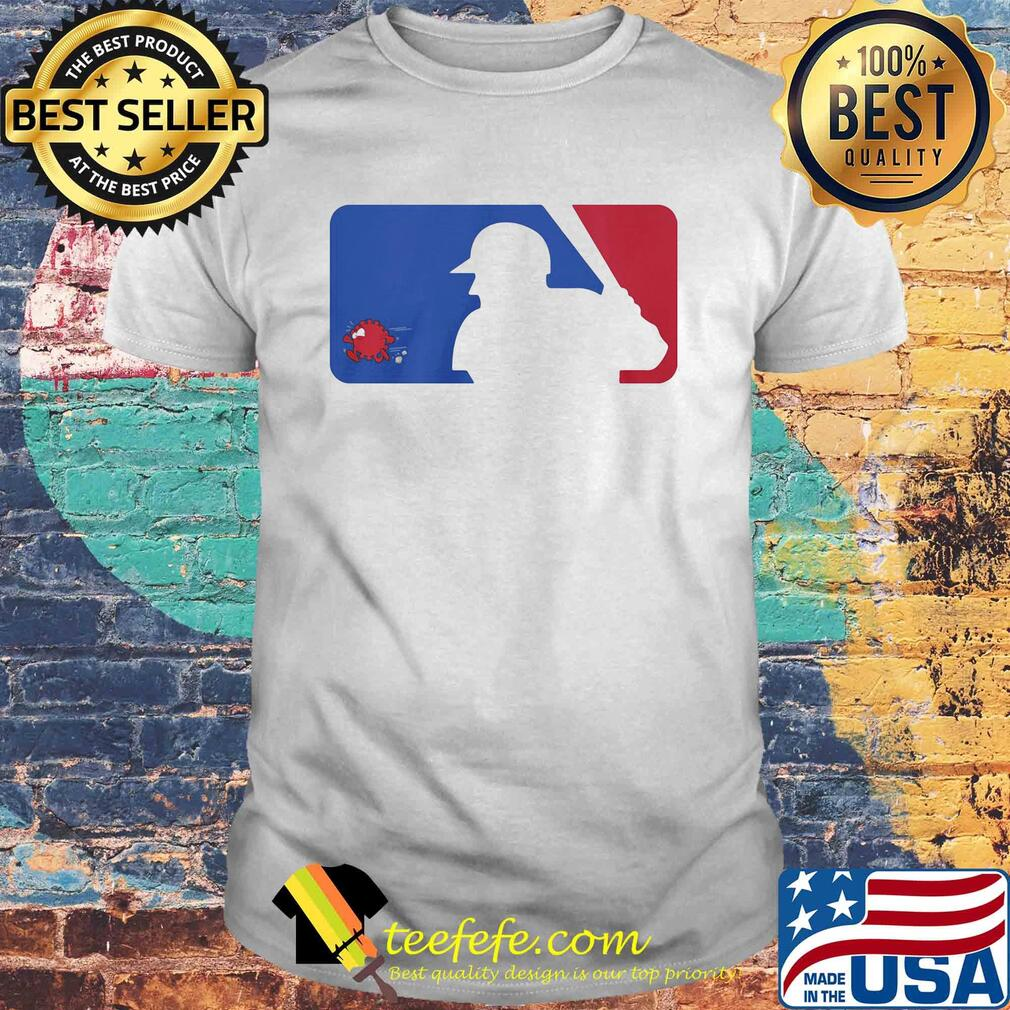 Major League Baseball Coronavirus shirt