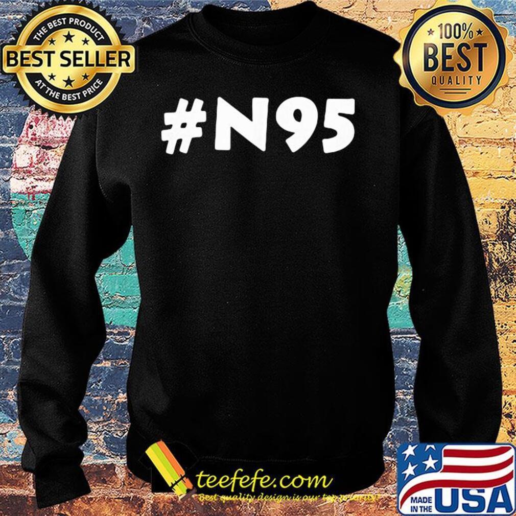 #N95 Face Mask Coronavirus 2020 s Sweater