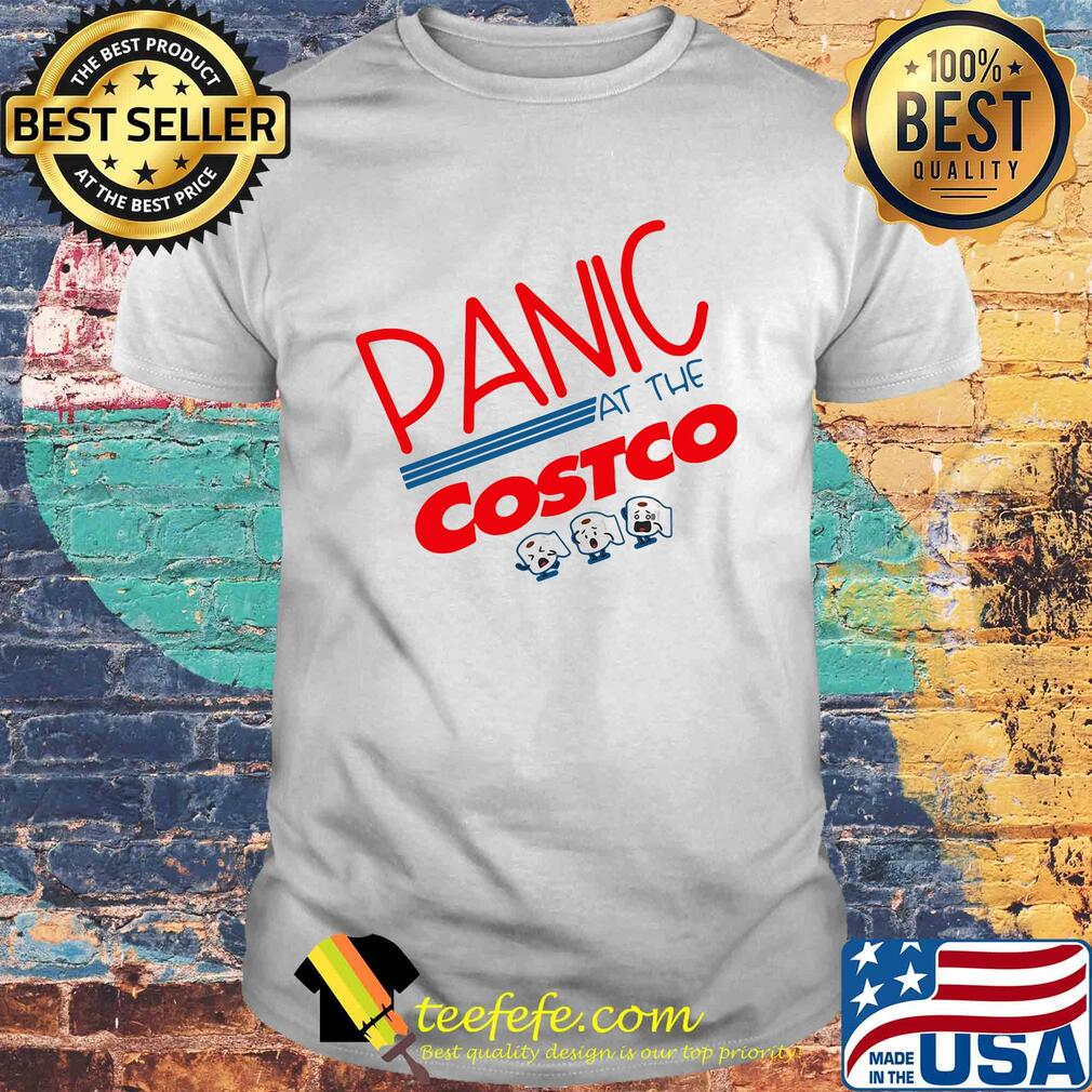 Panic At The Costco 2020 Line shirt