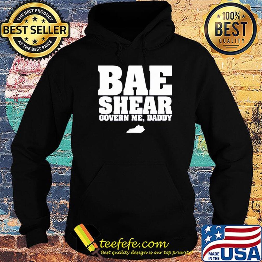 Bae shear covern me daddy s Hoodie
