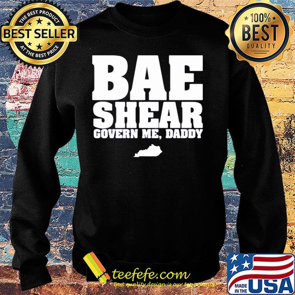 Bae shear covern me daddy s Sweater