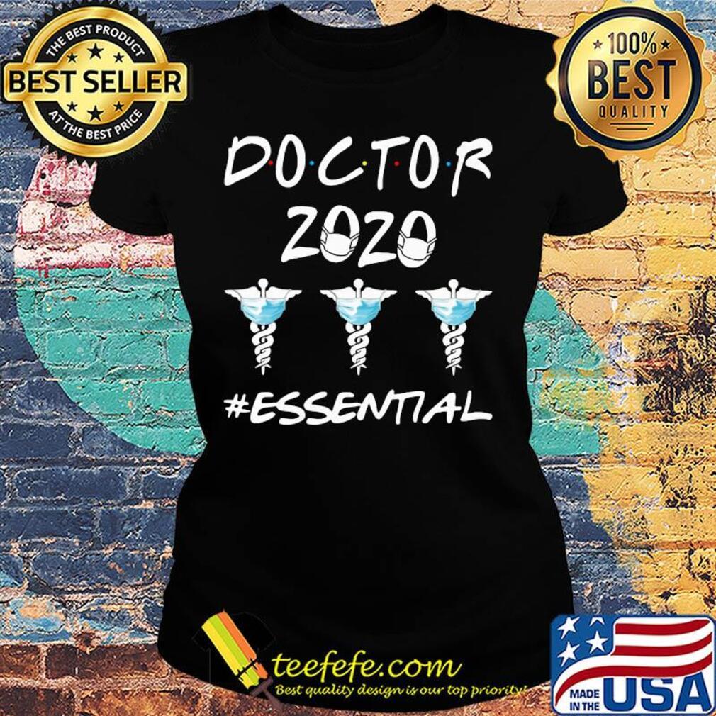 Doctor 2020 caduceus essential s Ladies tee