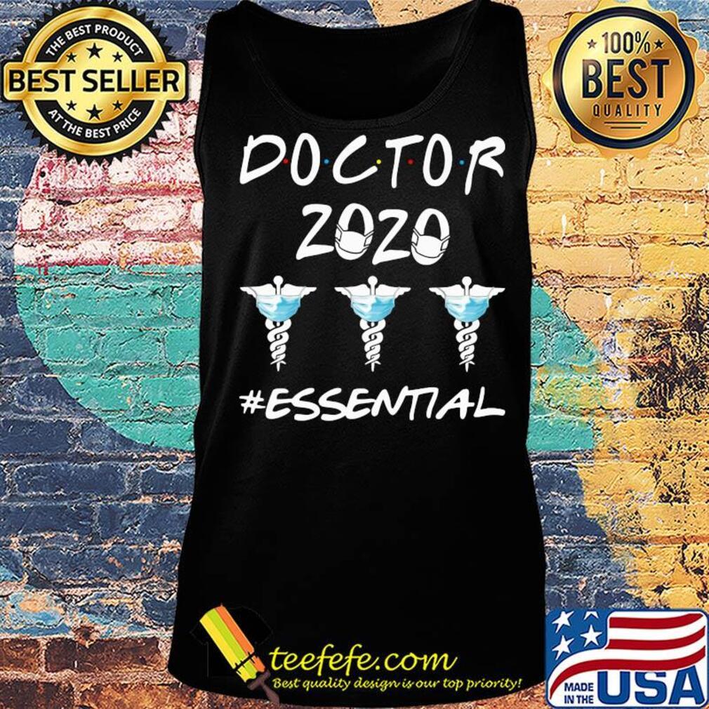 Doctor 2020 caduceus essential s Tank top