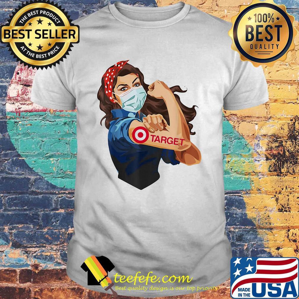 Strong woman tattoos target shirt