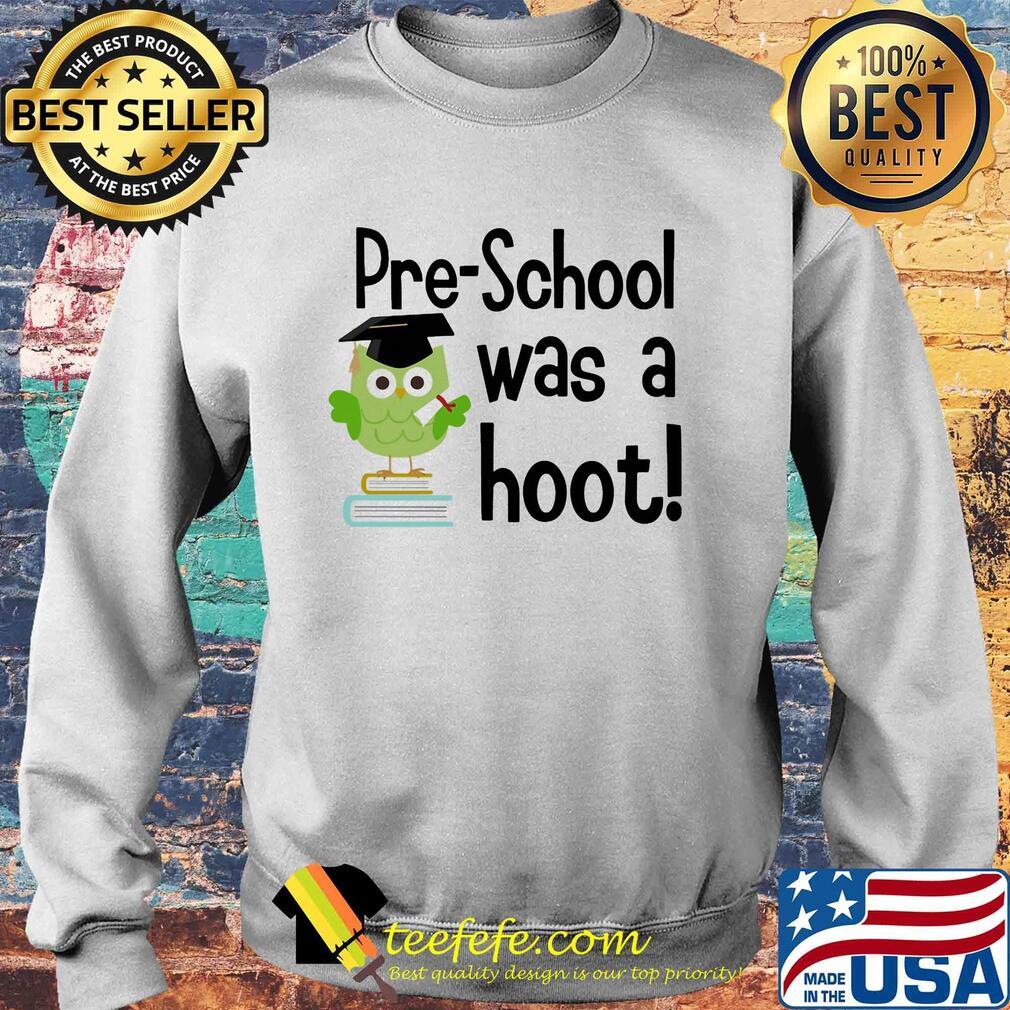 Preschool was a hoot Owl s Sweater