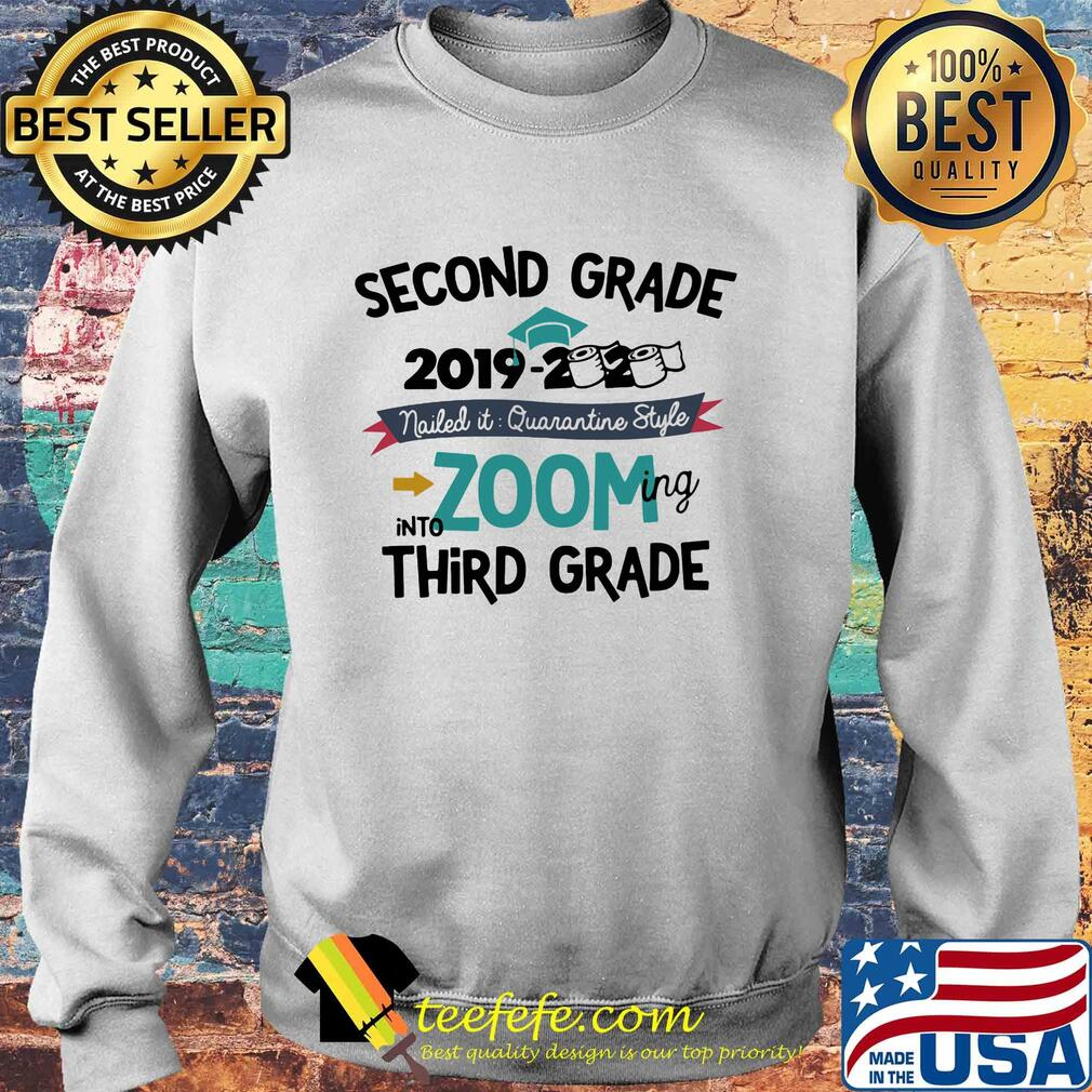 Second grade 2019 2020 toilet paper nailed it quarantine style into zooming kindergarten s Sweater