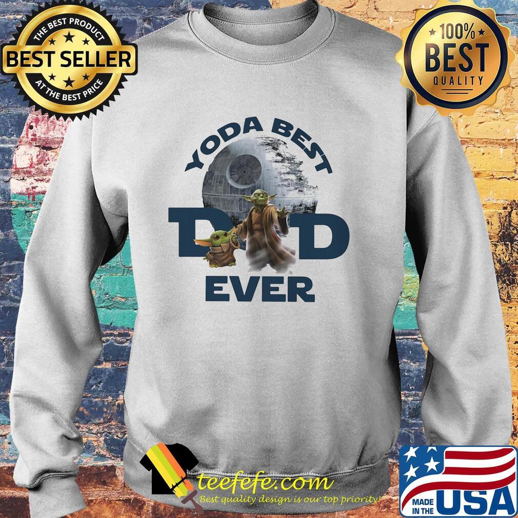 Star wars yoda best dad ever s Sweater
