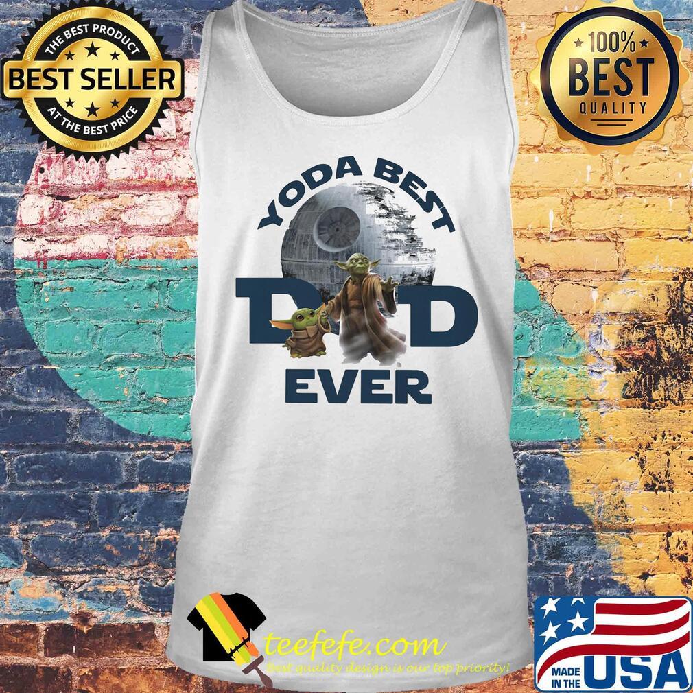 Star wars yoda best dad ever s Tank top