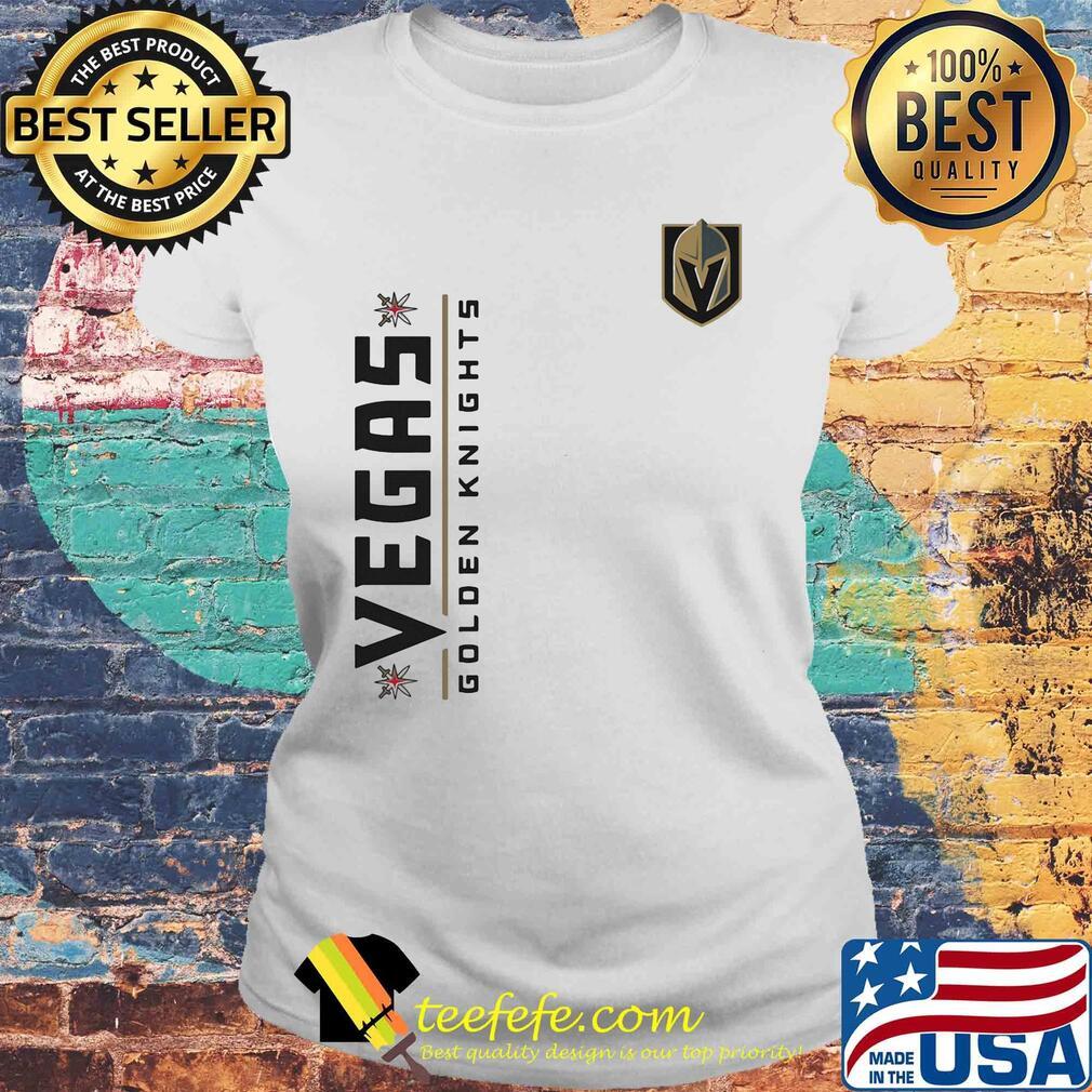 Vegas golden knights hockey logo s Laides tee