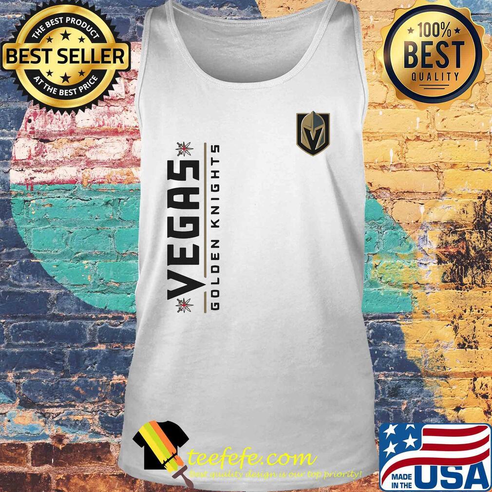 Vegas golden knights hockey logo s Tank top