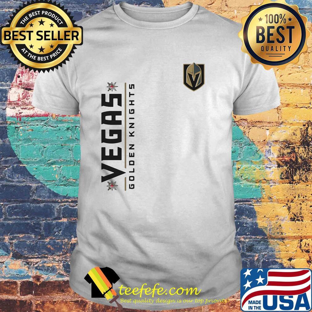 Vegas golden knights hockey logo shirt