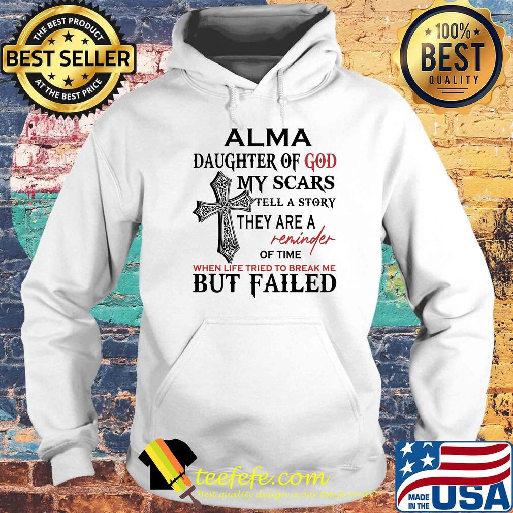 Alma Daughter Of God My Scars Tell A Story They Are A