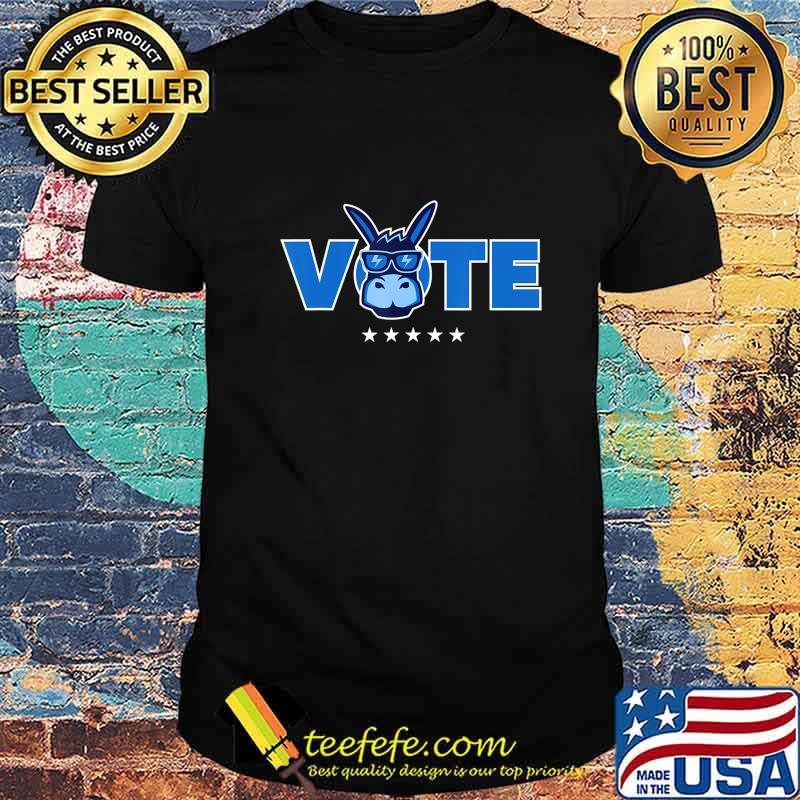 Democrat Donkey Vote 2020 Democratic T-Shirt
