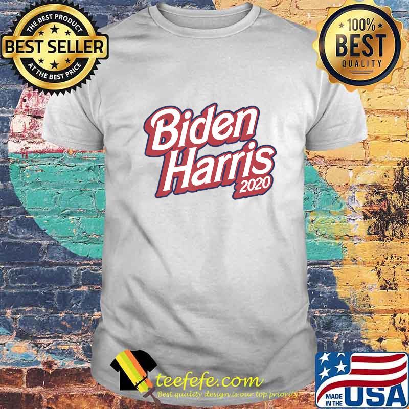 Official Biden Harris 2020 T-Shirt