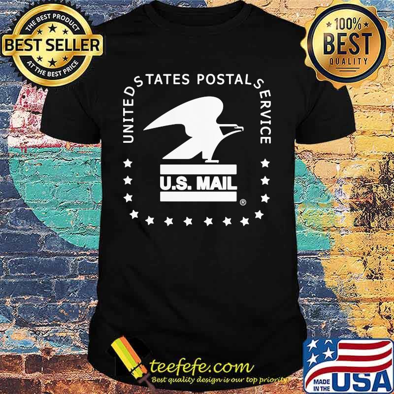 United states postal service u.s.mail shirt