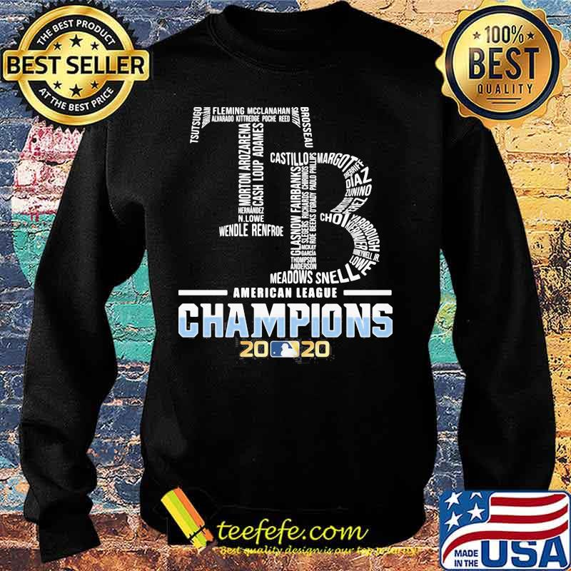 TB America League champions 2020 s Sweater