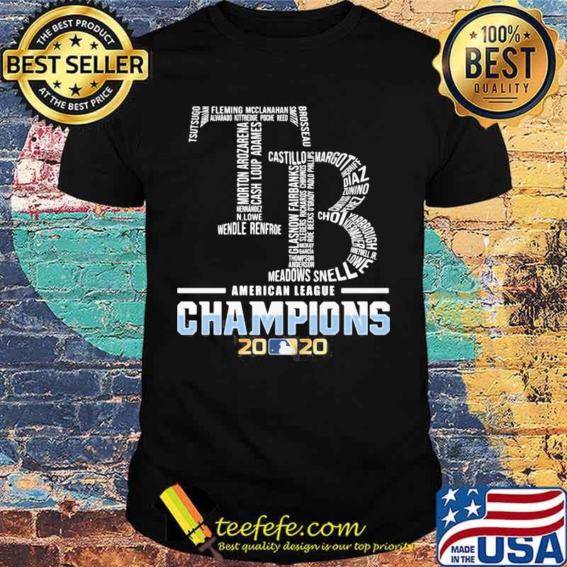 TB America League champions 2020 shirt