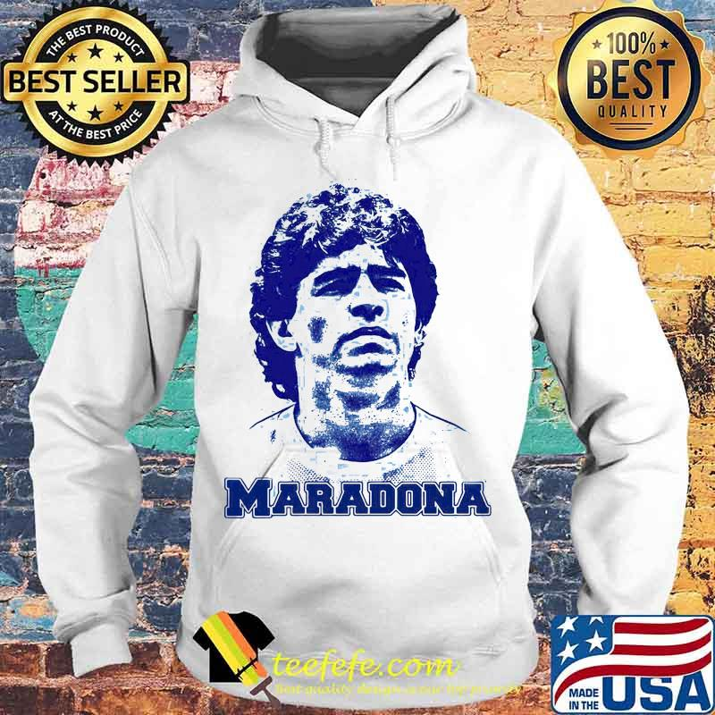 Maradona Football Legend Argentina Tee World Cup N10 Shirt Hoodie