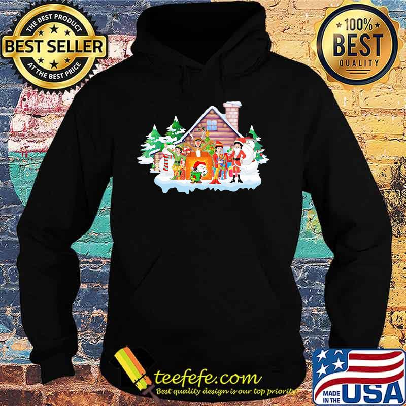 Merry christmas the peanuts and snoopy s Hoodie