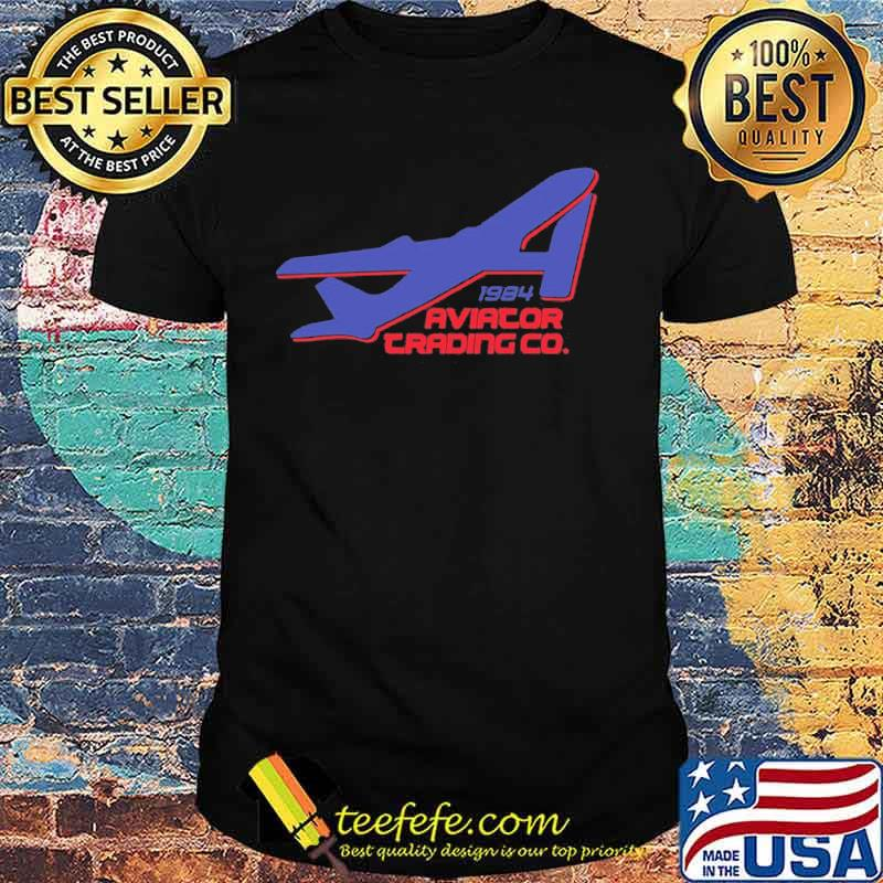 Official 1984 Aviator Trading Co Shirt