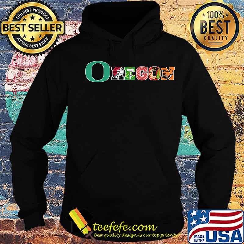 Official Oregon Symboy Tiger Shirt Hoodie