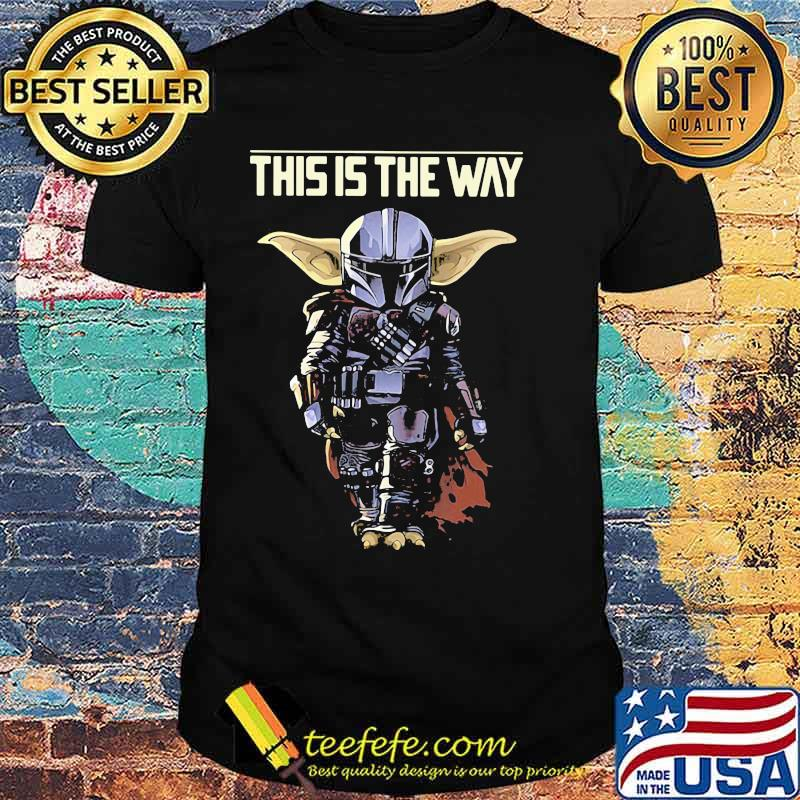 Official This Is The Way Yoda Shirt
