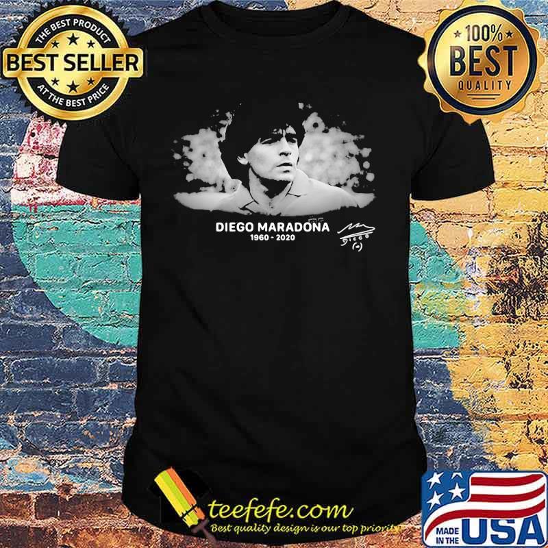 R.I.P 10 Diego Maradona 1960-2020 Argentina Soccer Legend Shirt
