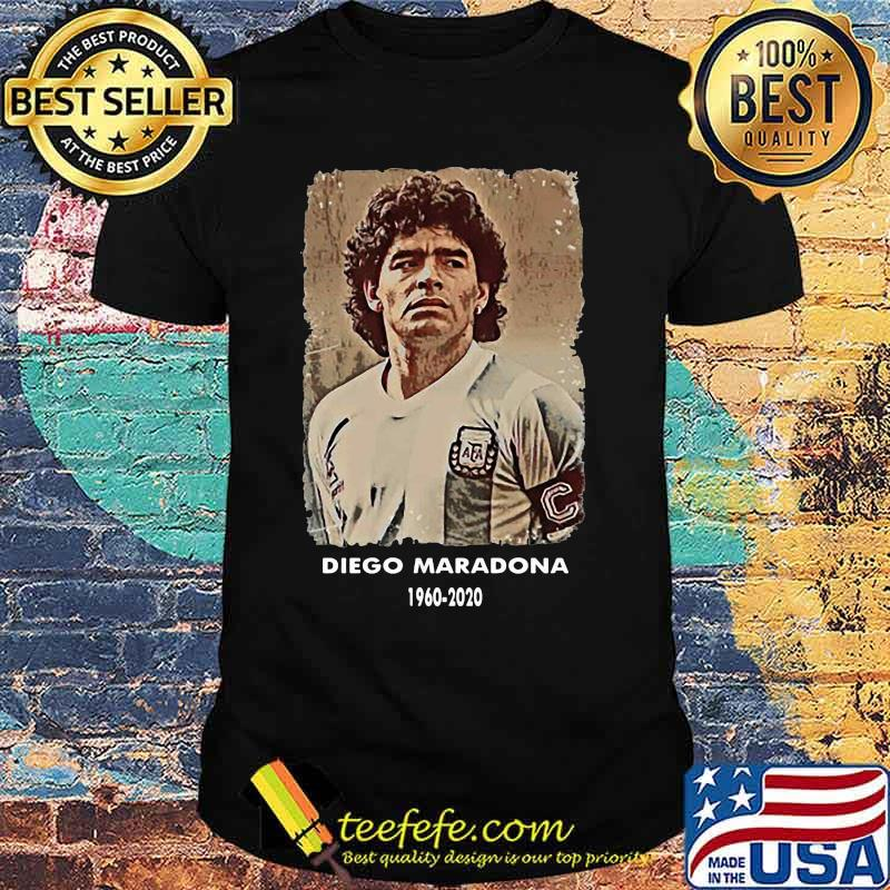 Rip Diego Maradona 1960 2020 Football Shirt