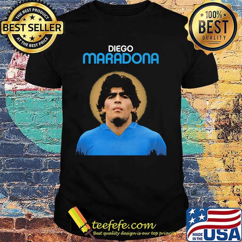 Rip Diego Maradona Argentina Legend Boca Juniors Shirt
