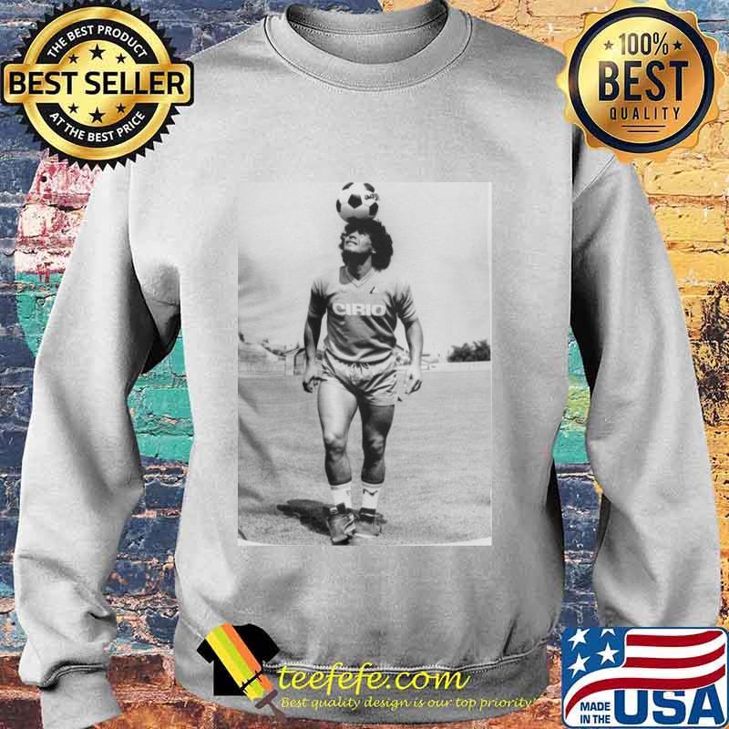 Rip Diego Maradona Football Shirt Sweater