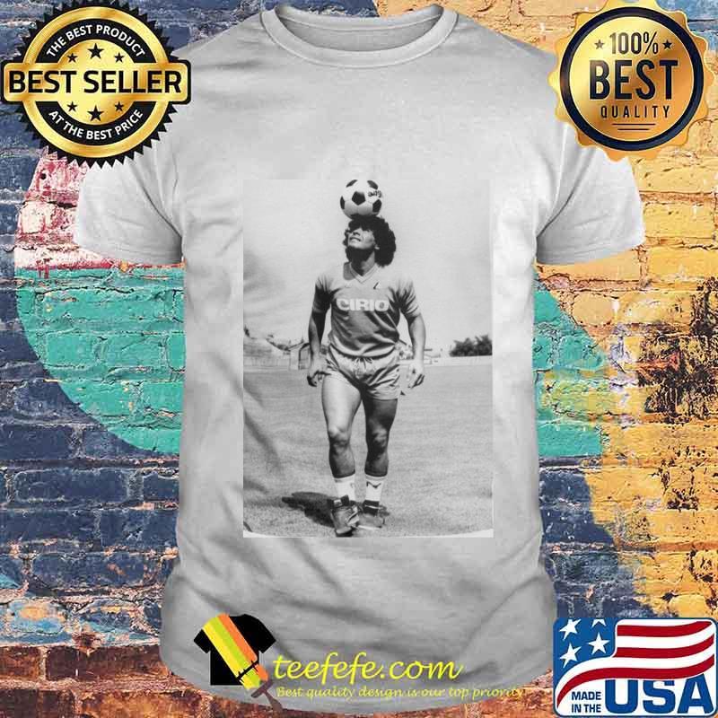 Rip Diego Maradona Football Shirt