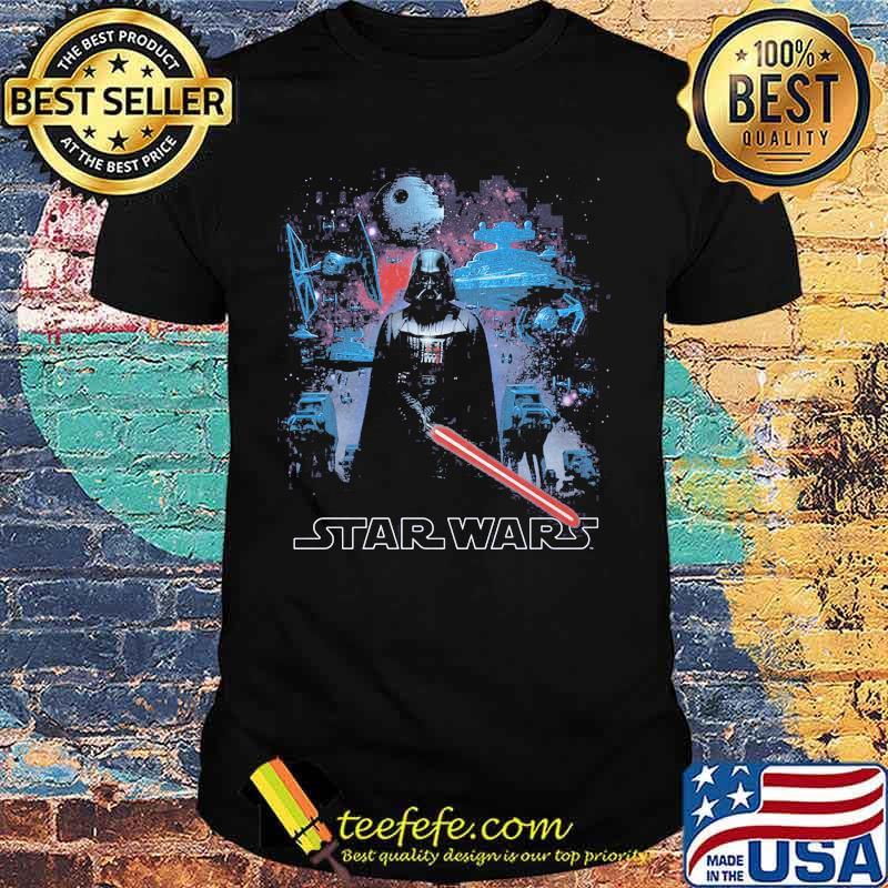 Star wars darth vader this is the way shirt
