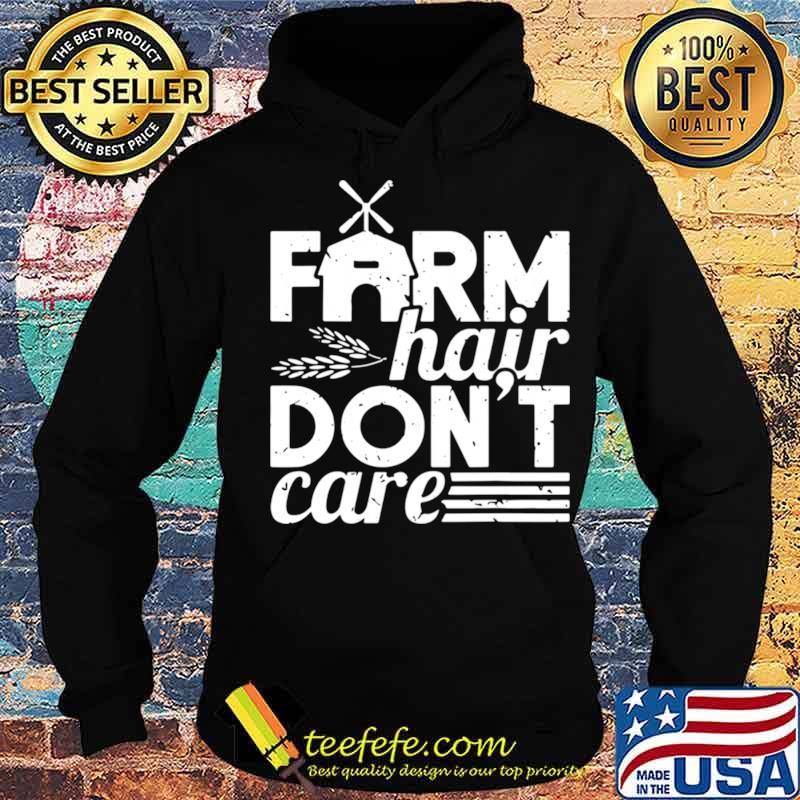 Farm hair dont care Hoodie
