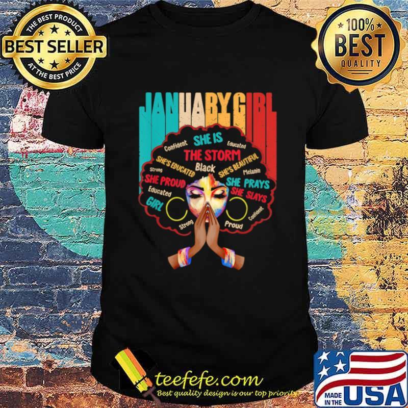 Juanary Girls Queens Are Born In Juanary Girl shirt