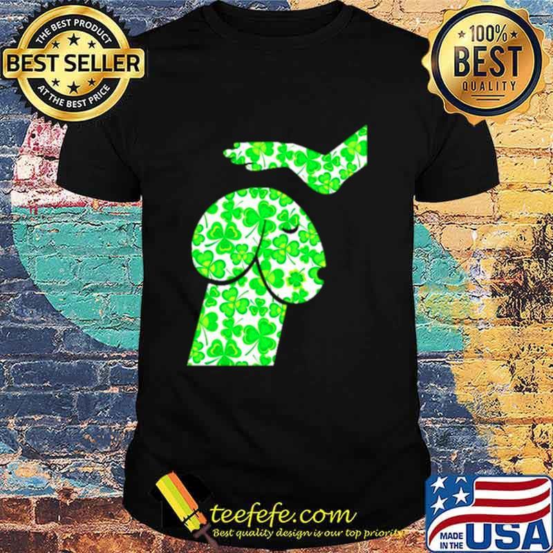 Love Dog Saint Patricks Day shirt