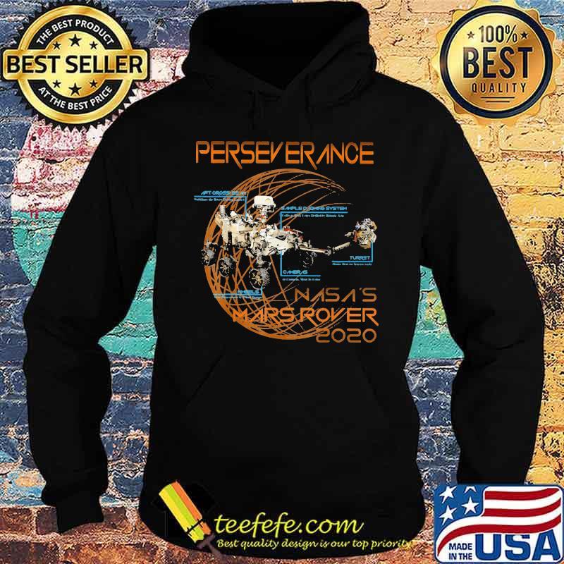 Perseverance Nasa's Mars Rover 2020 Shirt Hoodie