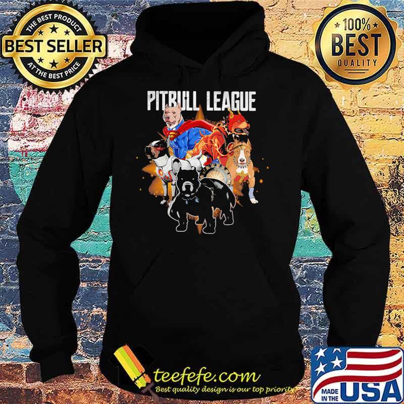Pitbull Leagua Aventure Shirt Hoodie