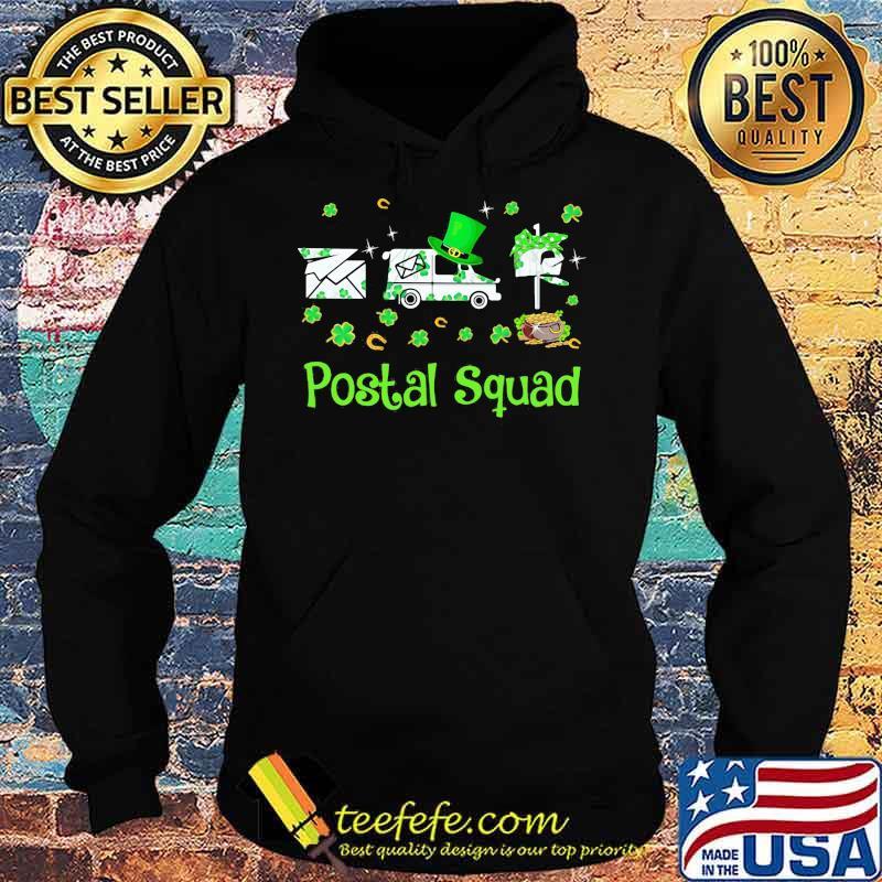 Postal Squad Patricks Day Shirt Hoodie