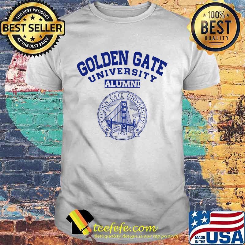 Golden Gate University Alumni Shirt