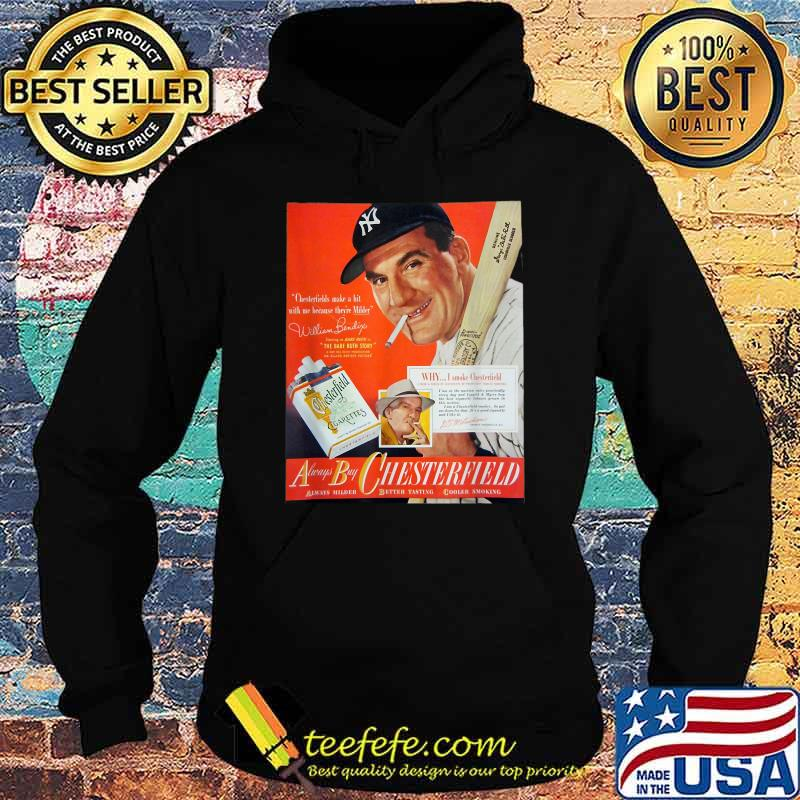 Chesterfield Football Club New York Yankees Shirt Hoodie