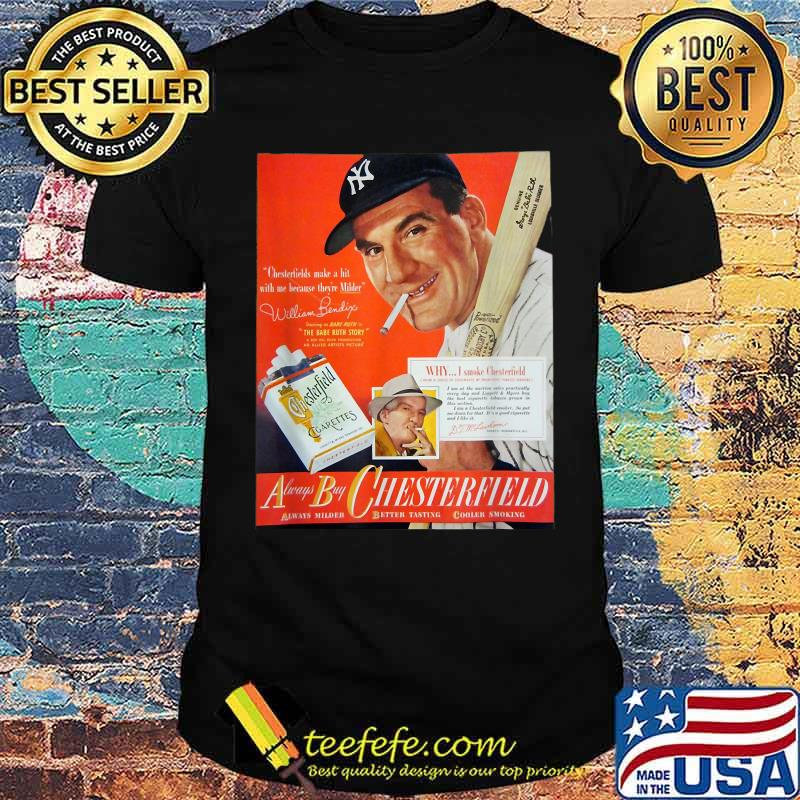 Chesterfield Football Club New York Yankees Shirt