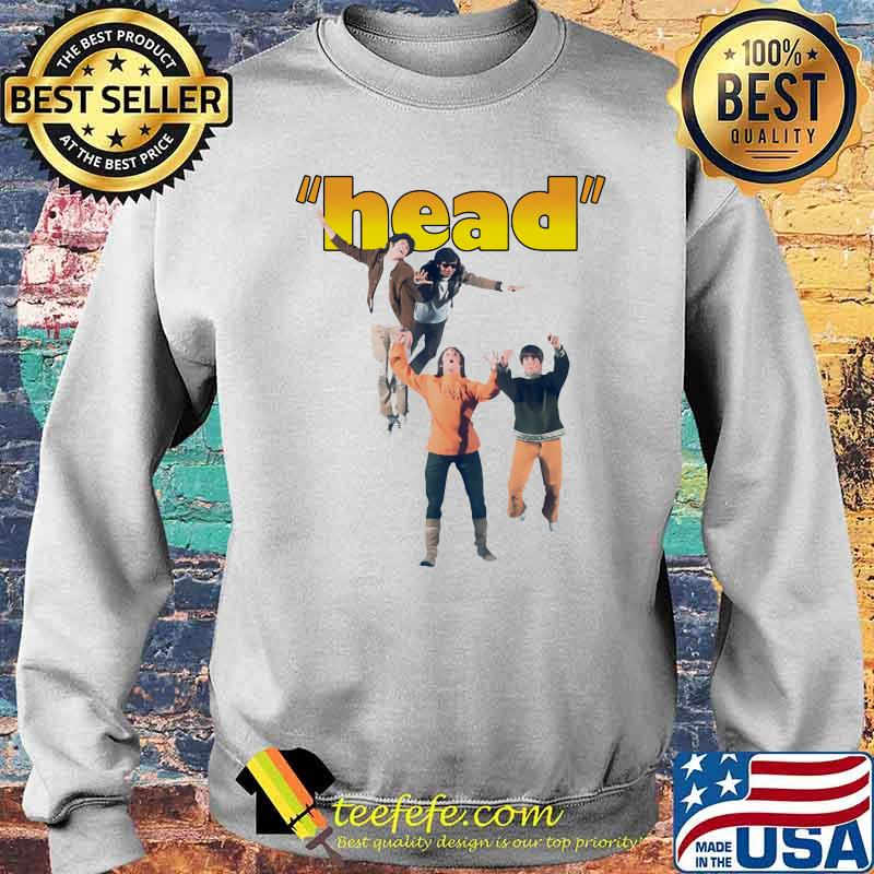 Headquarters The Monkees Shirt Sweater